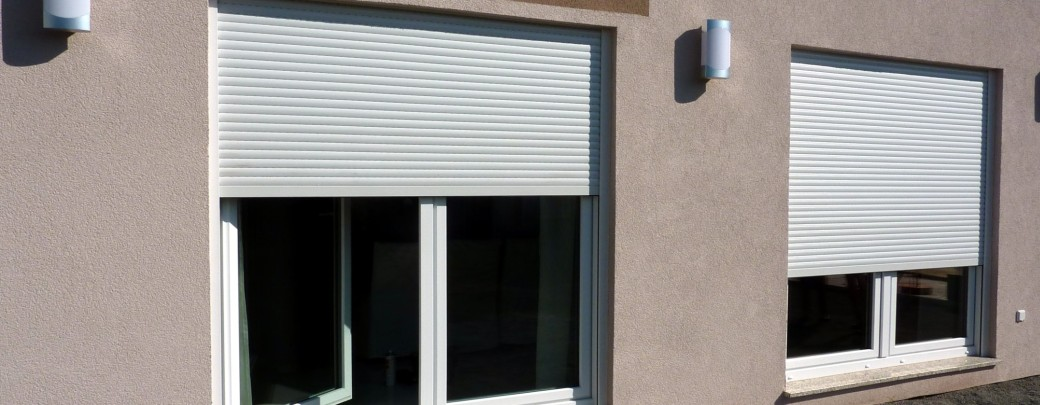 Roller shutters from Poland