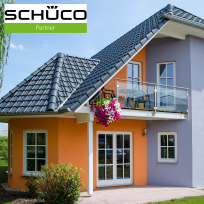 Energy efficien Windows PVC SCHÜCO from Poland